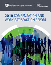 2019 Compensation and Work Satisfaction Report