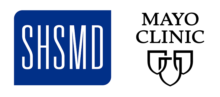 SHSMD and Mayo Clinic Logos
